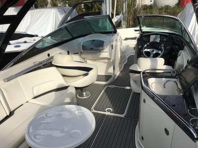 MONTEREY 264 FSX – 2013 – 57 000€ | Don Marino Boats- Barcos