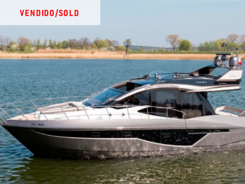 Galeon 470 - SOld
