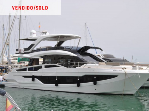 Galeon 640 Fly - Vendido sold