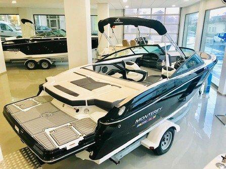 Monterey 238 SS - Don Marino Boats