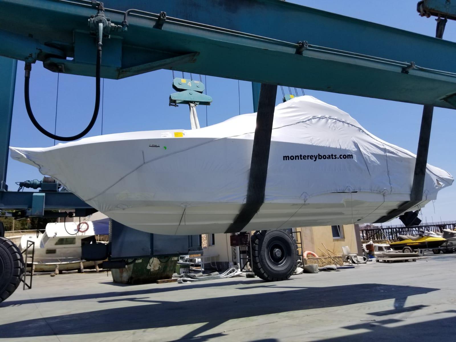 Don Marino Boats entrega un nuevo Monterey 278 SS