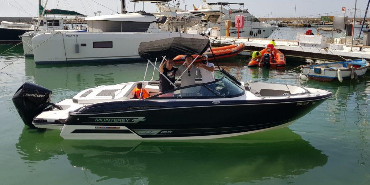 Monterey 235 SS - Don Marino Boats