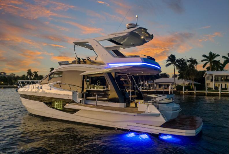 Galeon 500 Fly sold vendido Don Marino Boats