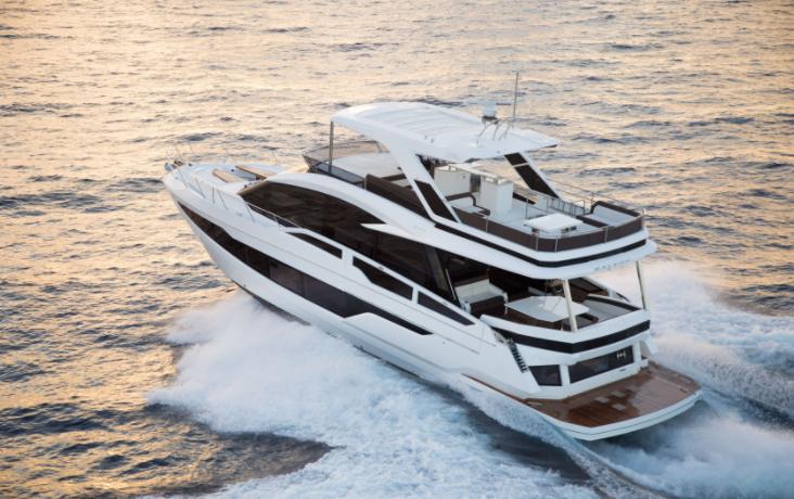 Galeon 640 Fly - Sold Vendido - Don Marino Boats